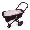 Rosa Kinderwagen Fußsack multifunktional