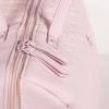 Rosa gesteppte Wickeltasche inkl. Wickelauflage 38 x 28 x 19 cm