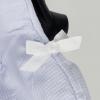 Blaue Maxi-Cosi-Abdeckung mit Schleifen