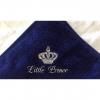 Gepersonaliseerde badcape Royal 4