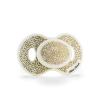 Goldschimmer Neugeborenen Schnuller