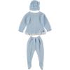 Baby Anzug 3-teilig Blau