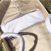 Royal Satin Luxury Angel Schlafsack beige