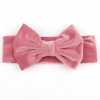 Samthaarband rosa