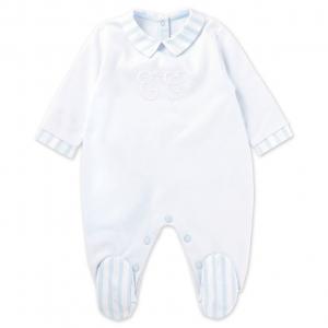 Baby-Anzug blau