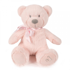 Rosa Teddybär 25cm