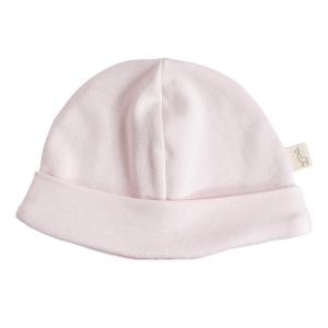 Rosa Neugeborenenmütze 0 - 1 Monat