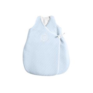 Babyschlafsack blau