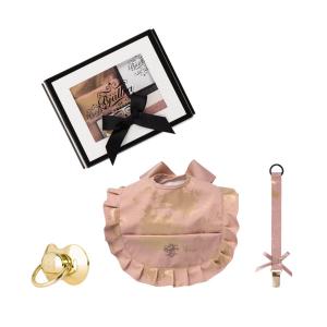 Geschenkset Goldene Sammlung rosa