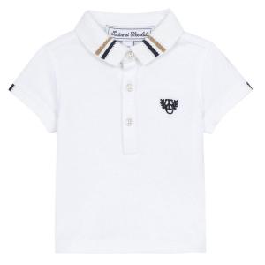 Polo Weiß