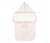Rosa Royal gesteppter Golden Glow Schlafsack