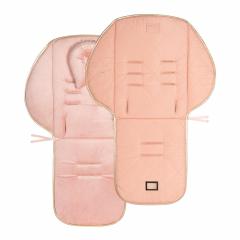 Pink Diamond Kinderwagen-Sitzauflage