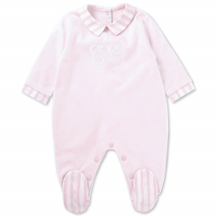 Baby-Anzug rosa