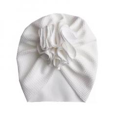 Baby Turban Hut 6-18M Weiß