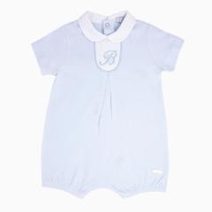Klassisches schickes Sommer-Baby-Jungen-Outfit