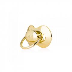 Schnuller gold