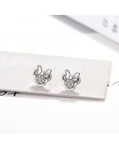 Minnie Mouse oorbellen
