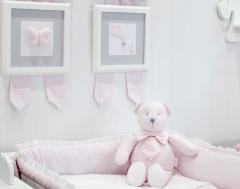 Rosa königlicher Teddybär