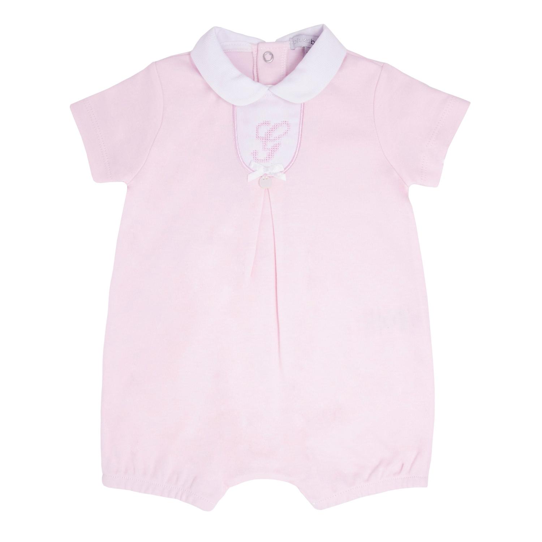 Klassisches schickes Sommer-Baby-Mädchen-Outfit