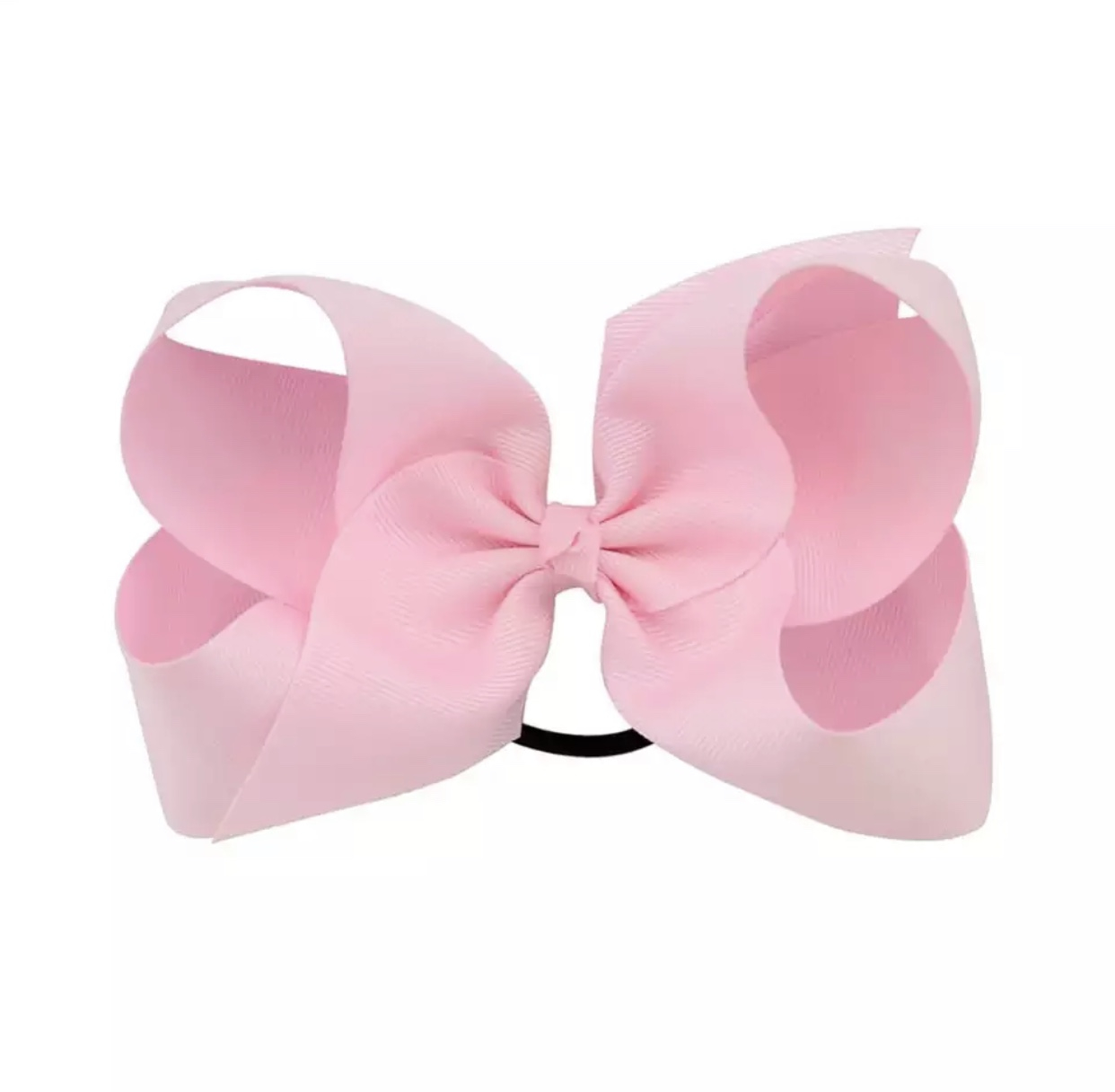 Haarschleife XL rosa